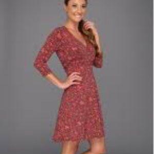 EUC Patagonia Margot 3/4 sleeve dress